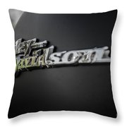 Tanking Throw Pillow