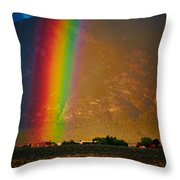 Taos Magic Throw Pillow