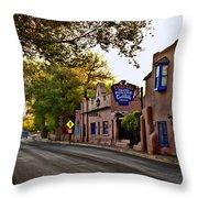 Taos Morning Throw Pillow