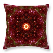 Tarantula Nebula II Throw Pillow
