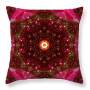 Tarantula Nebula IIi Throw Pillow