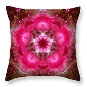 Tarantula Nebula Iv Throw Pillow