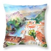 Tarascon Sur Ariege 02 Throw Pillow