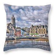 Tarbert -  Loch Fyne Throw Pillow