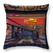 Taxi Only Throw Pillow
