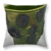 Tea Bowl #12 Throw Pillow