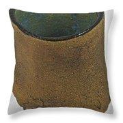Tea Bowl #17 Throw Pillow