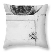 Tea With Grandma Throw Pillow