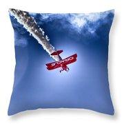 Team Oracle Throw Pillow