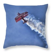 Team Oracle V9 Throw Pillow