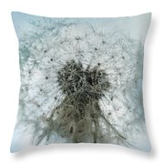 Tears That Held  Throw Pillow