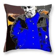 Ted Degrazia Gallery In The Sun Tucson Arizona 1969-2013 Throw Pillow