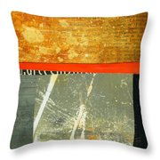 Teeny Tiny Art 120 Throw Pillow