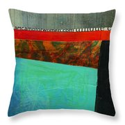 Teeny Tiny Art 122 Throw Pillow