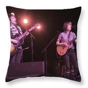 Tegan And Sara Throw Pillow