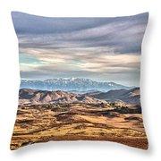 Temecula Landscape Throw Pillow