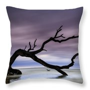 Tempest Tossed Throw Pillow