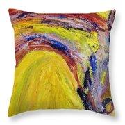 Tempest Xiiii - Zanti Throw Pillow