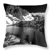 Temple Crag Throw Pillow