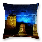Temple Of Mars Ultor Throw Pillow