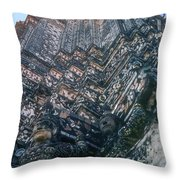 Prang Spire Throw Pillow