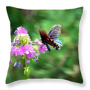 Tender Embrace Throw Pillow