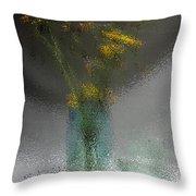 Tender Harmony Throw Pillow