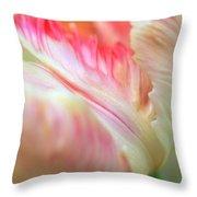 Tender Throw Pillow by Kathy Yates