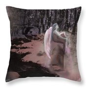 The Great Mystery Throw Pillow