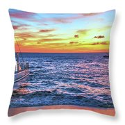 Teralani Sunset Throw Pillow