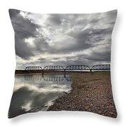 Terry Bridge Throw Pillow