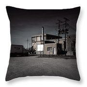 Tcm  #6 - Slaughterhouse Throw Pillow