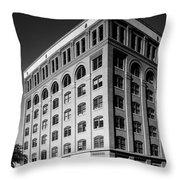 Texas Depository Throw Pillow