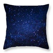 Texas Stars Throw Pillow