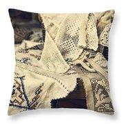 Textile Collection Throw Pillow