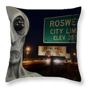 Texting Causes Crashes Throw Pillow