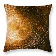 Texture No.5 Color Version Throw Pillow