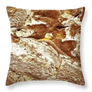 Texture No.7 Effect 10 Throw Pillow