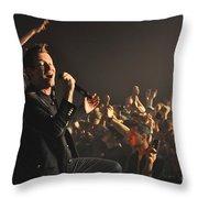 Tfk-joel-ty-trevor-2720 Throw Pillow