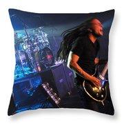 Tfk-steve-ty-3383 Throw Pillow