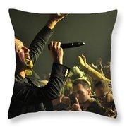 Tfk-trevor-2831 Throw Pillow