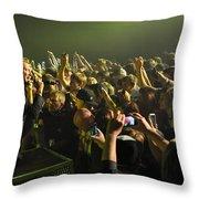 Tfk-trevor-2872 Throw Pillow