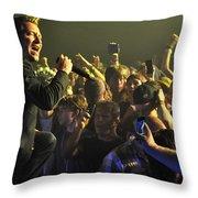 Tfk-trevor-2942 Throw Pillow