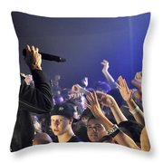 Tfk-trevor-3167 Throw Pillow