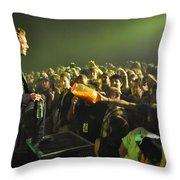 Tfk-trevor-cheeseballs-2884 Throw Pillow