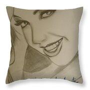 Thalia 2 Throw Pillow