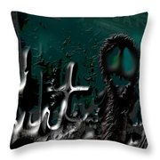 Thank You For This Wonderful War - I Am In The Best Shape Of My Life Throw Pillow
