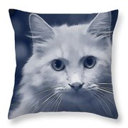 That Cat Throw Pillow