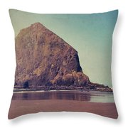 That Feeling In The Air Throw Pillow