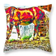 That Itch Throw Pillow